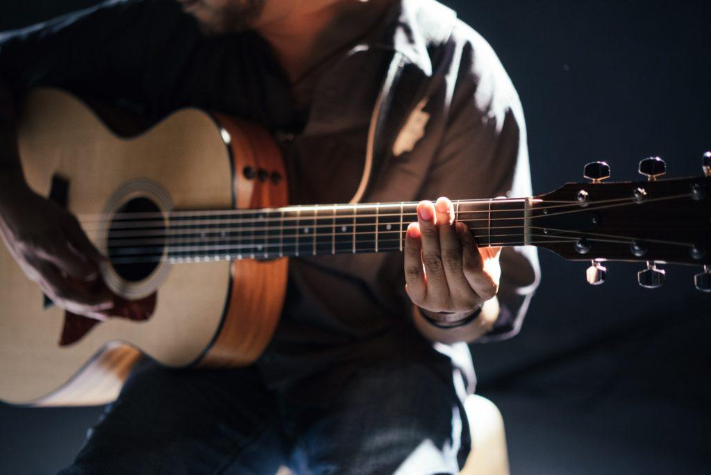 gitaarles Zeeland