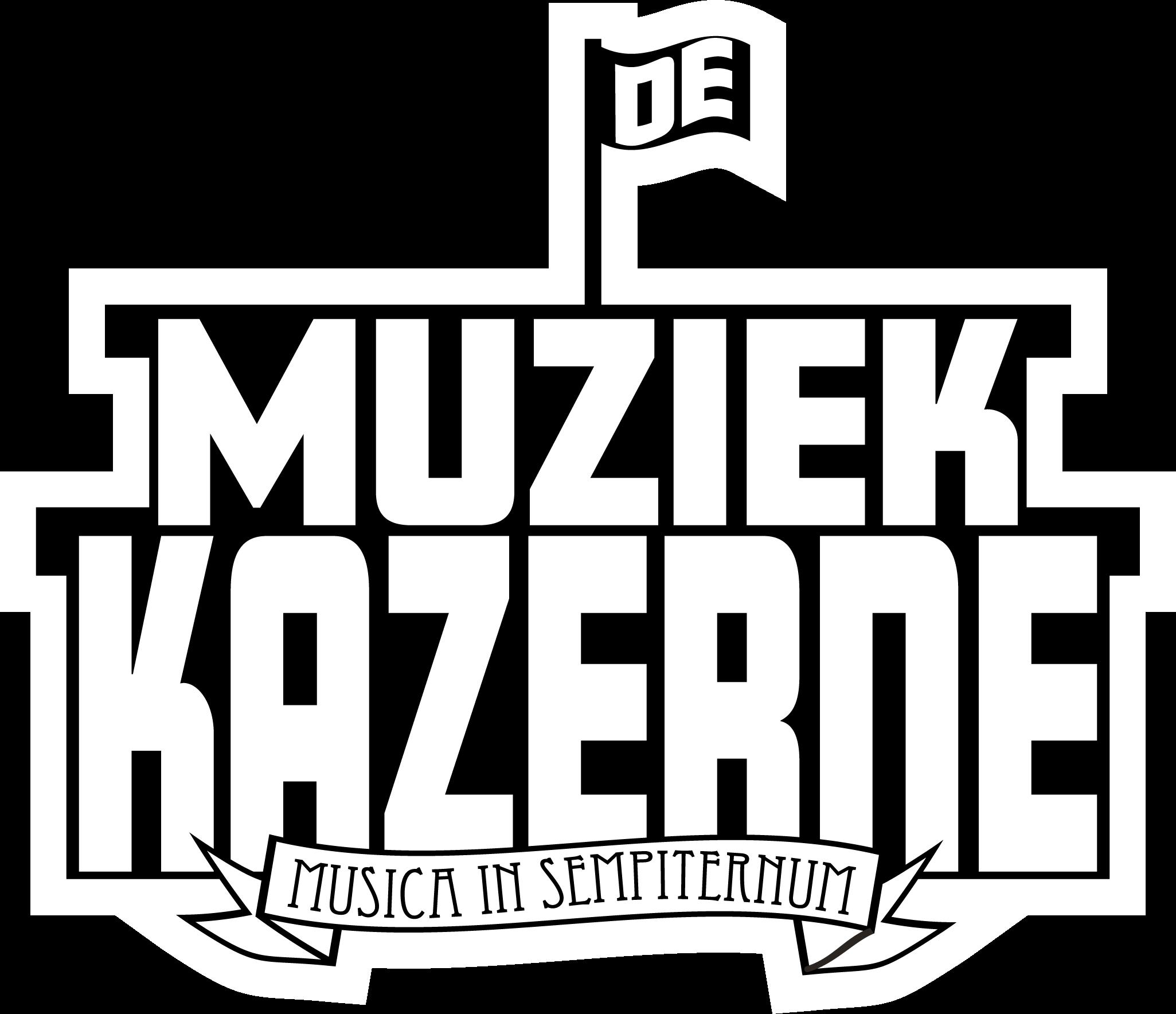 De Muziek Kazerne – Alle rechten voorbehouden